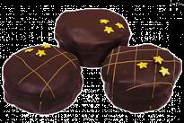 Пирожное Меренги шоколадные У Палыча