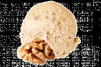 Мороженое сливочное Крем-брюле и грецкий орех У Палыча
