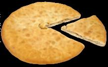 Пирог Осетинский с мясом и капустой У Палыча
