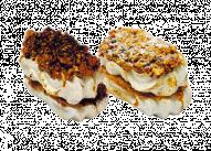 Пирожное Меренги ореховые с кофейными зернами У Палыча