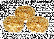 Пирожное Меренги ореховые с лесным орехом У Палыча