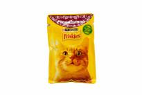 Корм Friskies для кошек с говядиной в желе