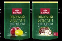 Изюм в молочном и белом шоколаде с йогуртом