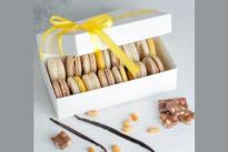 Макаронс шоколадно-ореховый Polinapastry